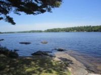 Kahshe Lake