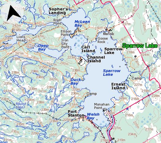 Township Of Georgian Bay Bing Images