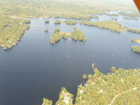 Cranberry Island, Kahshe Lake